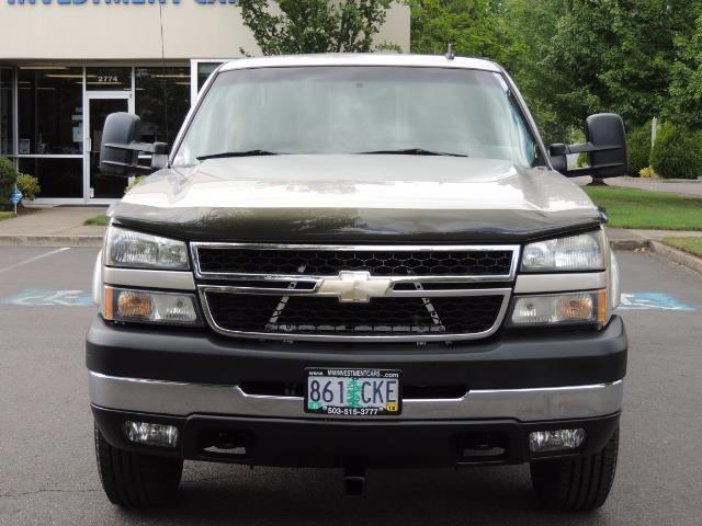 2006 Chevrolet Silverado 2500 LBZ 4X4 Long Bed 6.6L DURAMAX / Allison / 101K MLS - Photo 5 - Portland, OR 97217