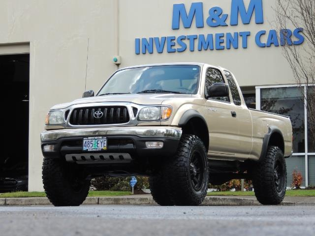 2003 Toyota Tacoma 2dr Xtracab V6 / SR5 / 4X4 / 5-SPEED MANUAL/LIFTED - Photo 24 - Portland, OR 97217