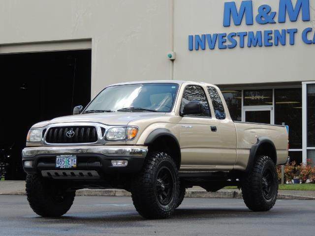 2003 Toyota Tacoma 2dr Xtracab V6 / SR5 / 4X4 / 5-SPEED MANUAL/LIFTED - Photo 1 - Portland, OR 97217