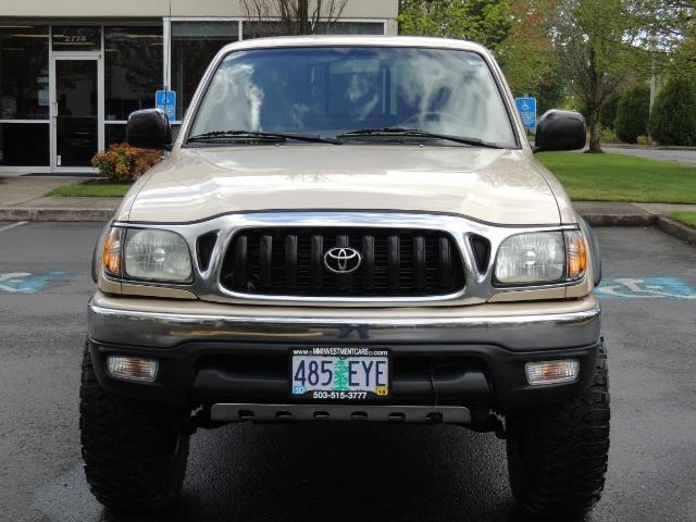 2003 Toyota Tacoma 2dr Xtracab V6 / SR5 / 4X4 / 5-SPEED MANUAL/LIFTED - Photo 5 - Portland, OR 97217