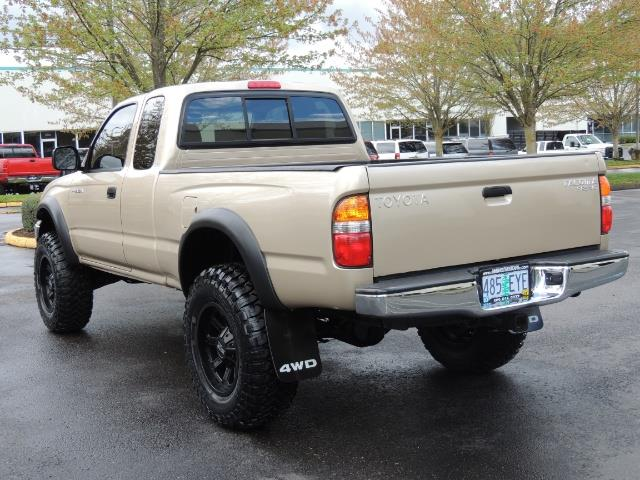 2003 Toyota Tacoma 2dr Xtracab V6 / SR5 / 4X4 / 5-SPEED MANUAL/LIFTED - Photo 7 - Portland, OR 97217