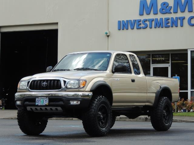 2003 Toyota Tacoma 2dr Xtracab V6 / SR5 / 4X4 / 5-SPEED MANUAL/LIFTED - Photo 34 - Portland, OR 97217