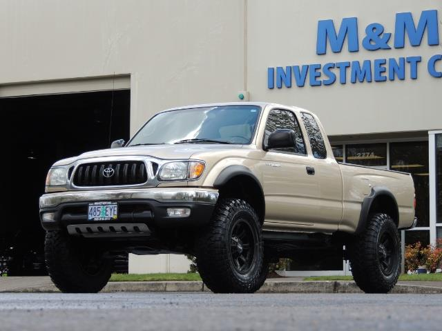 2003 Toyota Tacoma 2dr Xtracab V6 / SR5 / 4X4 / 5-SPEED MANUAL/LIFTED - Photo 42 - Portland, OR 97217