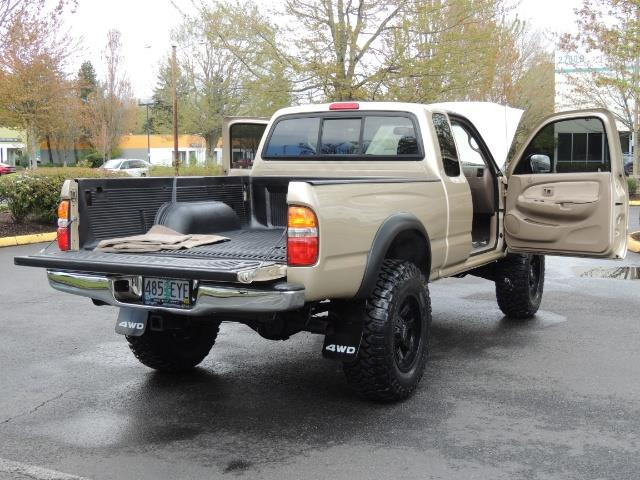 2003 Toyota Tacoma 2dr Xtracab V6 / SR5 / 4X4 / 5-SPEED MANUAL/LIFTED - Photo 29 - Portland, OR 97217