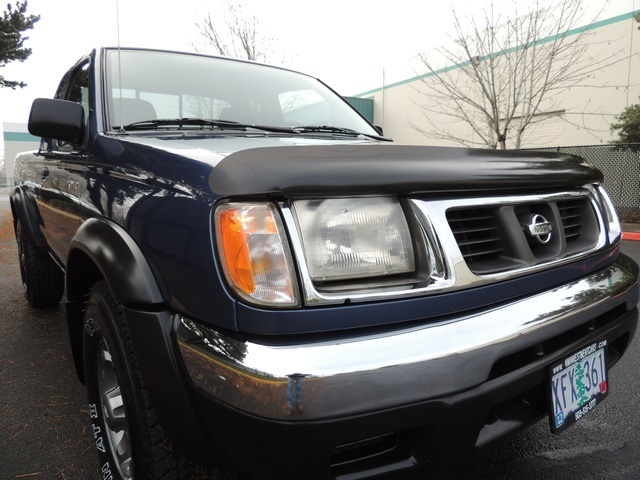 used 2000 nissan frontier x cab newtimingbelt tires 5spd. Black Bedroom Furniture Sets. Home Design Ideas