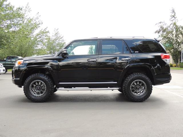 2013 toyota 4runner sr5 4wd leather 1 owner lifted lifted. Black Bedroom Furniture Sets. Home Design Ideas