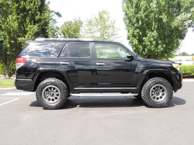 2013 Toyota 4runner Sr5 4wd Leather 1 Owner Lifted Lifted