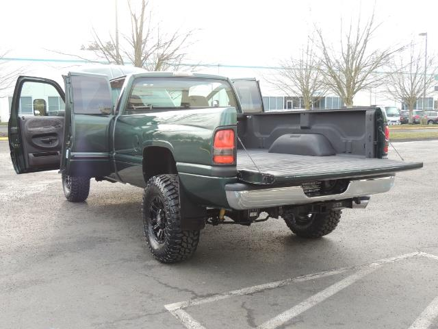 2001 Dodge Ram 2500 Quad Cab 4X4 5.9 L CUMMINS DIESEL / CUSTOM BUILT - Photo 28 - Portland, OR 97217