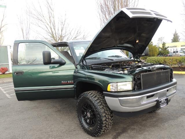 2001 Dodge Ram 2500 Quad Cab 4X4 5.9 L CUMMINS DIESEL / CUSTOM BUILT - Photo 31 - Portland, OR 97217