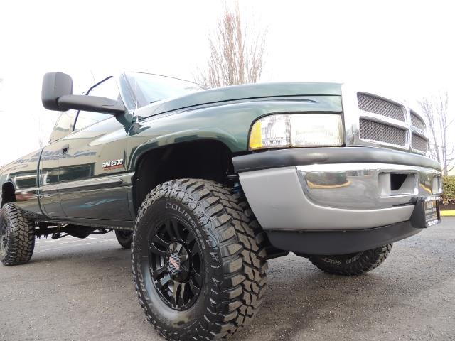 2001 Dodge Ram 2500 Quad Cab 4X4 5.9 L CUMMINS DIESEL / CUSTOM BUILT - Photo 11 - Portland, OR 97217