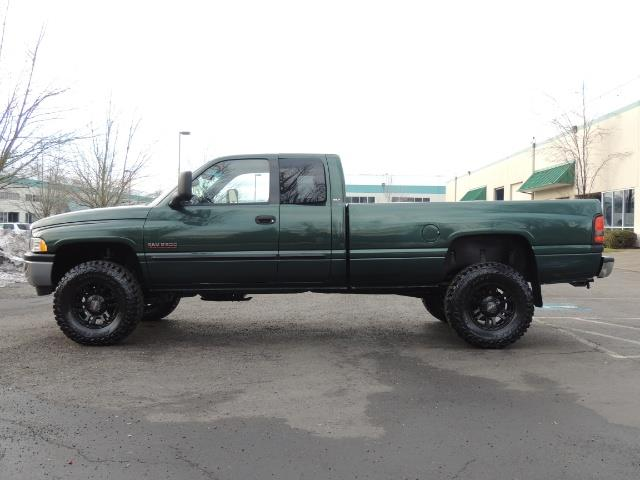 2001 Dodge Ram 2500 Quad Cab 4X4 5.9 L CUMMINS DIESEL / CUSTOM BUILT - Photo 3 - Portland, OR 97217