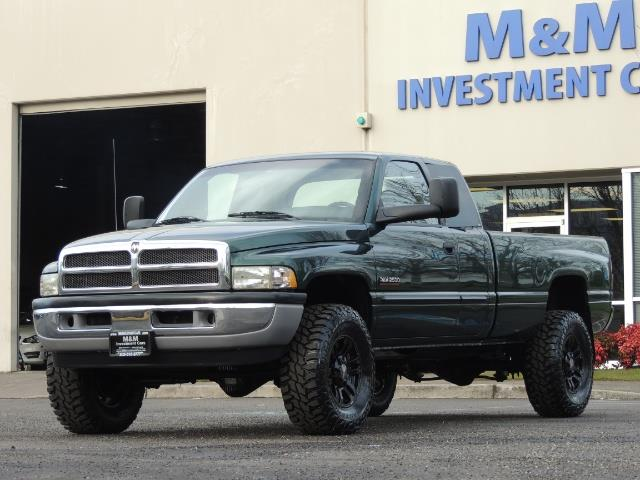 2001 Dodge Ram 2500 Quad Cab 4X4 5.9 L CUMMINS DIESEL / CUSTOM BUILT - Photo 44 - Portland, OR 97217