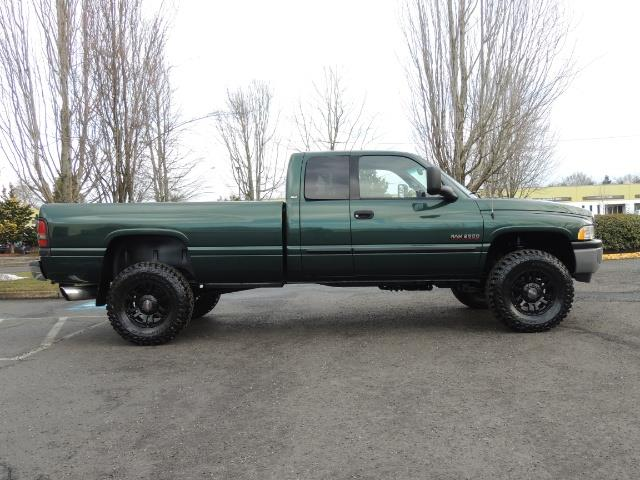 2001 Dodge Ram 2500 Quad Cab 4X4 5.9 L CUMMINS DIESEL / CUSTOM BUILT - Photo 4 - Portland, OR 97217