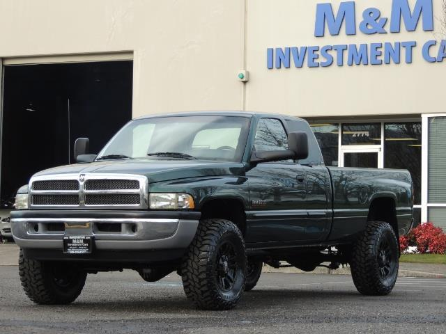 2001 Dodge Ram 2500 Quad Cab 4X4 5.9 L CUMMINS DIESEL / CUSTOM BUILT - Photo 1 - Portland, OR 97217