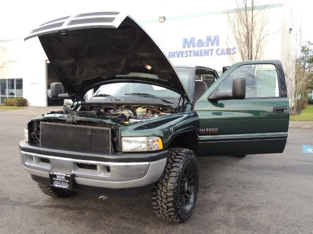 2001 Dodge Ram 2500 Quad Cab 4X4 5.9 L CUMMINS DIESEL / CUSTOM BUILT - Photo 27 - Portland, OR 97217