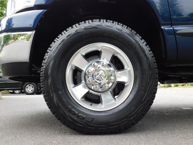 2007 Dodge Ram 2500 SLT BIG HORN EDITION / 4X4 / 5.9L DIESEL / 1-OWNER - Photo 23 - Portland, OR 97217