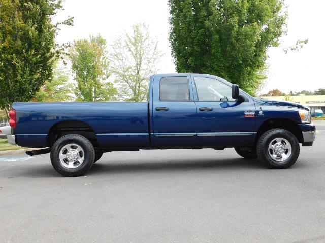 2007 Dodge Ram 2500 SLT BIG HORN EDITION / 4X4 / 5.9L DIESEL / 1-OWNER - Photo 4 - Portland, OR 97217