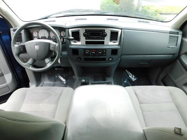 2007 Dodge Ram 2500 SLT BIG HORN EDITION / 4X4 / 5.9L DIESEL / 1-OWNER - Photo 36 - Portland, OR 97217