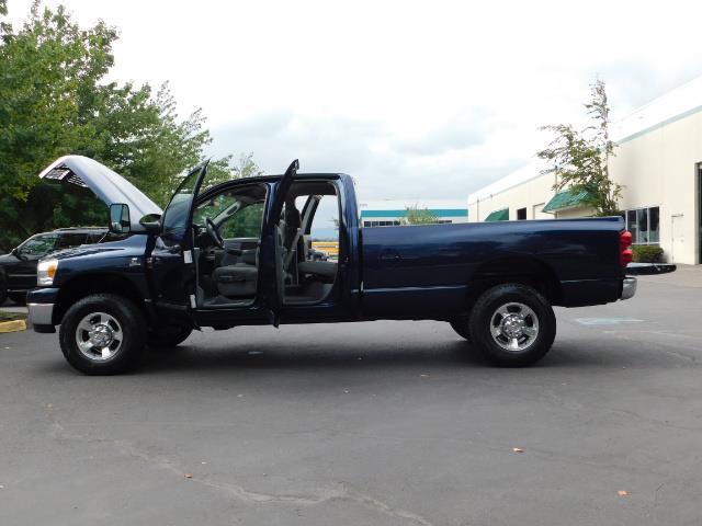 2007 Dodge Ram 2500 SLT BIG HORN EDITION / 4X4 / 5.9L DIESEL / 1-OWNER - Photo 26 - Portland, OR 97217