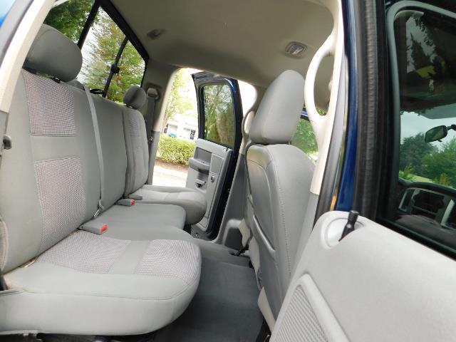 2007 Dodge Ram 2500 SLT BIG HORN EDITION / 4X4 / 5.9L DIESEL / 1-OWNER - Photo 16 - Portland, OR 97217