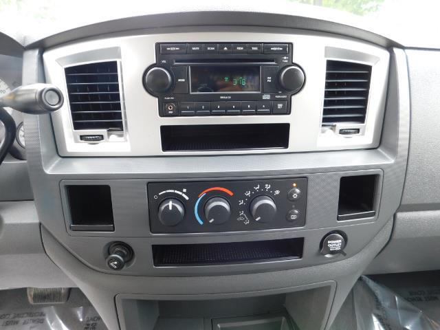 2007 Dodge Ram 2500 SLT BIG HORN EDITION / 4X4 / 5.9L DIESEL / 1-OWNER - Photo 20 - Portland, OR 97217