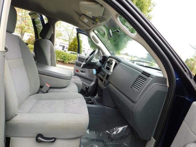 2007 Dodge Ram 2500 SLT BIG HORN EDITION / 4X4 / 5.9L DIESEL / 1-OWNER - Photo 17 - Portland, OR 97217