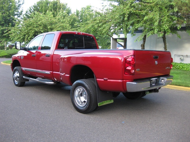 Old Used Bumper Cars For Sale >> Used 2007 Dodge Ram 3500 4X4 Laramie SLT Laramie DUALLY for sale in ...