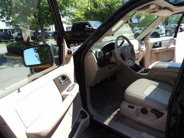 2006 Ford Expedition Eddie Bauer / Leather /Sunroof /DVD/Third Seat - Photo 13 - Portland, OR 97217