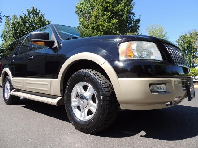 2006 Ford Expedition Eddie Bauer / Leather /Sunroof /DVD/Third Seat - Photo 10 - Portland, OR 97217