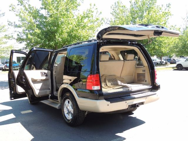 2006 Ford Expedition Eddie Bauer / Leather /Sunroof /DVD/Third Seat - Photo 27 - Portland, OR 97217