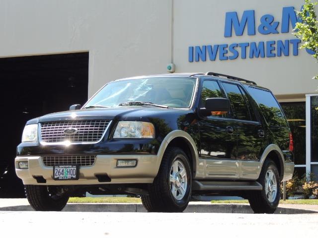 2006 Ford Expedition Eddie Bauer / Leather /Sunroof /DVD/Third Seat - Photo 49 - Portland, OR 97217