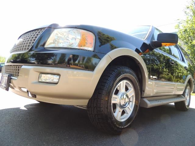2006 Ford Expedition Eddie Bauer / Leather /Sunroof /DVD/Third Seat - Photo 9 - Portland, OR 97217
