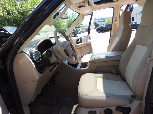 2006 Ford Expedition Eddie Bauer / Leather /Sunroof /DVD/Third Seat - Photo 14 - Portland, OR 97217