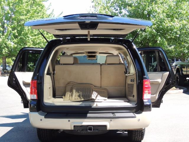 2006 Ford Expedition Eddie Bauer / Leather /Sunroof /DVD/Third Seat - Photo 28 - Portland, OR 97217