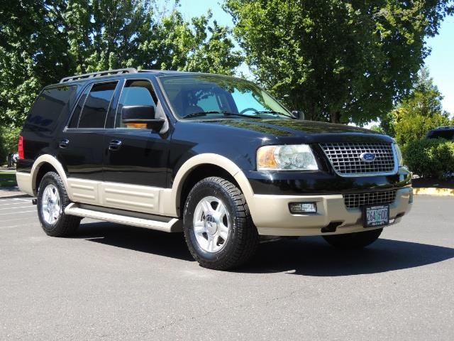 2006 Ford Expedition Eddie Bauer / Leather /Sunroof /DVD/Third Seat - Photo 2 - Portland, OR 97217