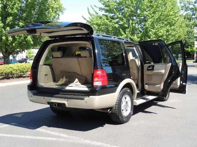 2006 Ford Expedition Eddie Bauer / Leather /Sunroof /DVD/Third Seat - Photo 29 - Portland, OR 97217