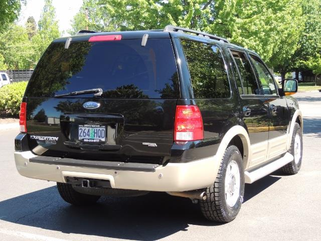2006 Ford Expedition Eddie Bauer / Leather /Sunroof /DVD/Third Seat - Photo 8 - Portland, OR 97217