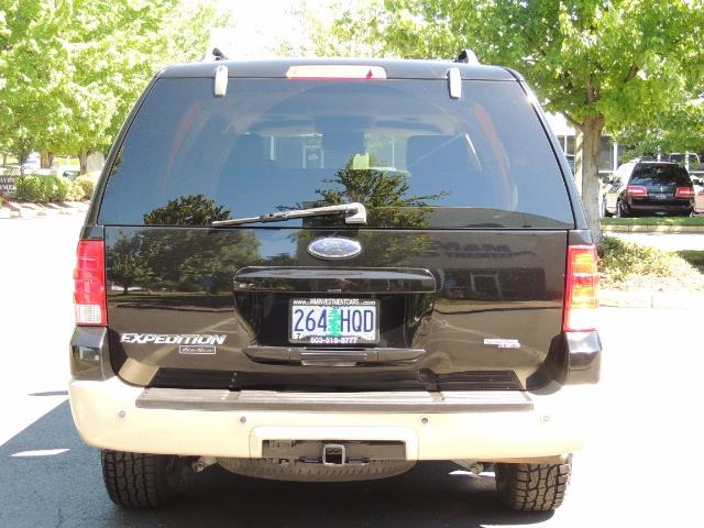 2006 Ford Expedition Eddie Bauer / Leather /Sunroof /DVD/Third Seat - Photo 6 - Portland, OR 97217