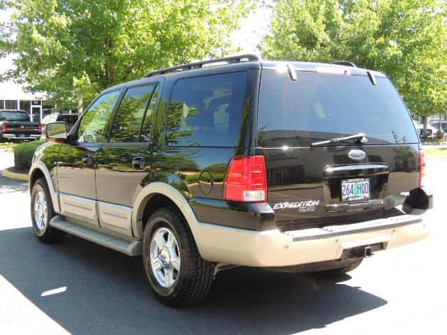 2006 Ford Expedition Eddie Bauer / Leather /Sunroof /DVD/Third Seat - Photo 7 - Portland, OR 97217