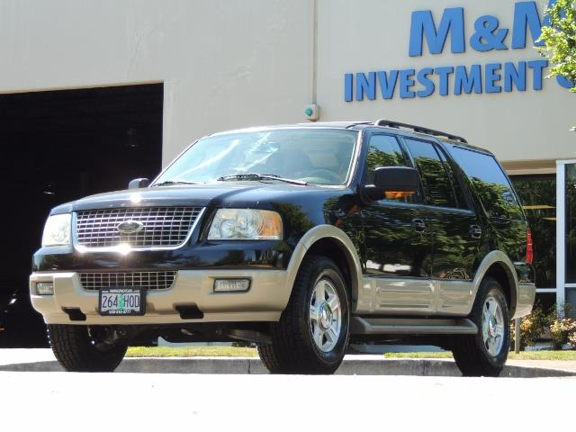 2006 Ford Expedition Eddie Bauer / Leather /Sunroof /DVD/Third Seat - Photo 48 - Portland, OR 97217