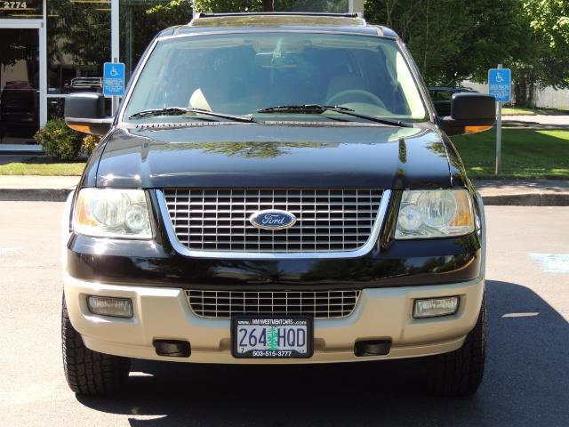 2006 Ford Expedition Eddie Bauer / Leather /Sunroof /DVD/Third Seat - Photo 5 - Portland, OR 97217