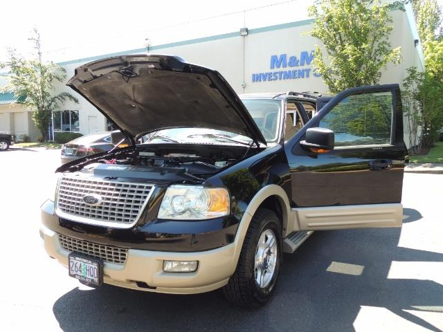 2006 Ford Expedition Eddie Bauer / Leather /Sunroof /DVD/Third Seat - Photo 25 - Portland, OR 97217