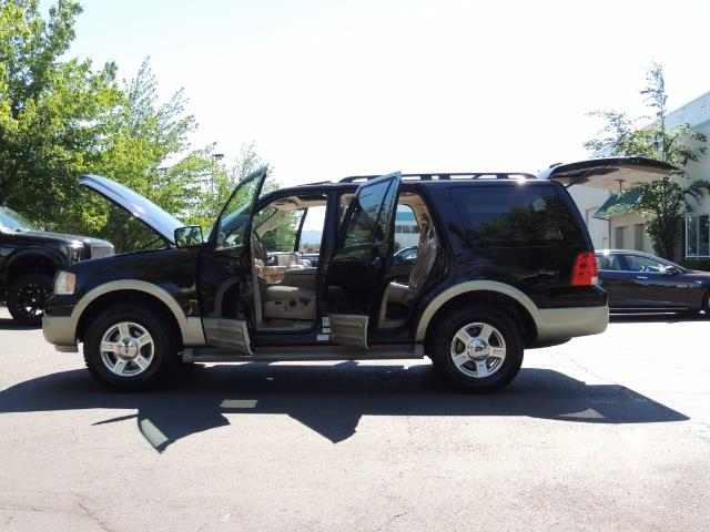 2006 Ford Expedition Eddie Bauer / Leather /Sunroof /DVD/Third Seat - Photo 26 - Portland, OR 97217