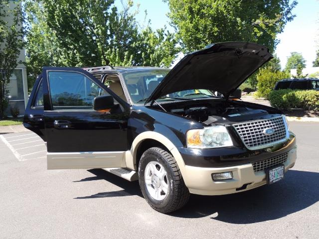 2006 Ford Expedition Eddie Bauer / Leather /Sunroof /DVD/Third Seat - Photo 31 - Portland, OR 97217