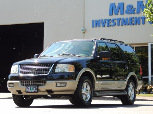 2006 Ford Expedition Eddie Bauer / Leather /Sunroof /DVD/Third Seat - Photo 47 - Portland, OR 97217