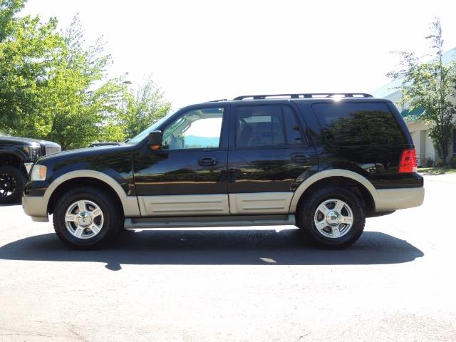 2006 Ford Expedition Eddie Bauer / Leather /Sunroof /DVD/Third Seat - Photo 3 - Portland, OR 97217