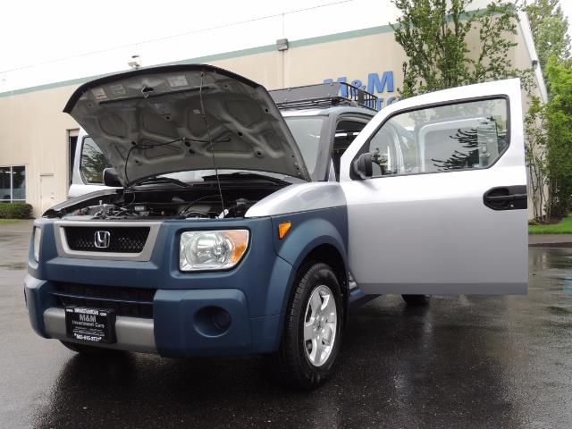 2005 Honda Element EX Sport Utility / ALL WHEEL DRIVE / SUN ROOF - Photo 30 - Portland, OR 97217