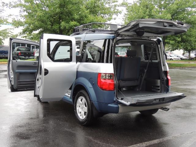 2005 Honda Element EX Sport Utility / ALL WHEEL DRIVE / SUN ROOF - Photo 25 - Portland, OR 97217