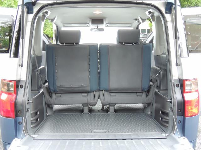 2005 Honda Element EX Sport Utility / ALL WHEEL DRIVE / SUN ROOF - Photo 15 - Portland, OR 97217