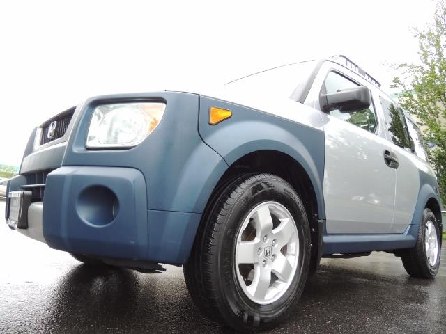2005 Honda Element EX Sport Utility / ALL WHEEL DRIVE / SUN ROOF - Photo 9 - Portland, OR 97217